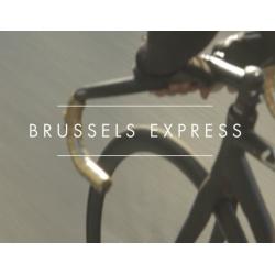 Фильм о велосипедистах в городской среде - Брюссельский курьер.