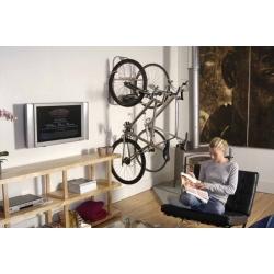 Где ставить велосипед в квартире?
