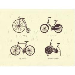 Типы велосипедов, их разновидности и назначение.