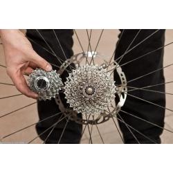 Как выбрать задние звезды на велосипед?