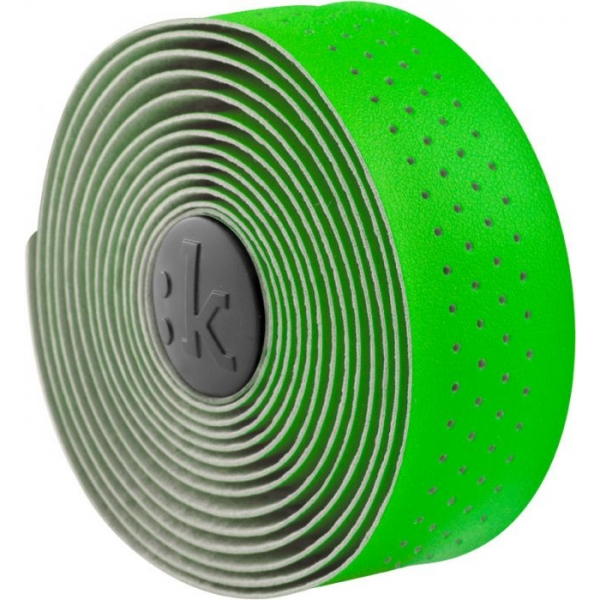 Обмотка руля Fizik SUPERLIGHT CLASSIC Microtex 2 мм зелёная