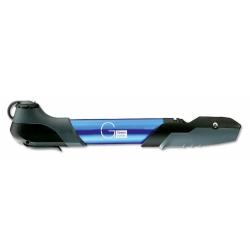 Мининасос Green Cycle GCP-96A алюминиевый Presta и Schrader синий