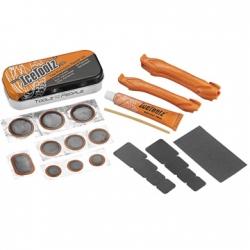 Ремонтный комплект для камеры Ice Toolz 65A1 3 монтажки 18 латок клей наждак шланг