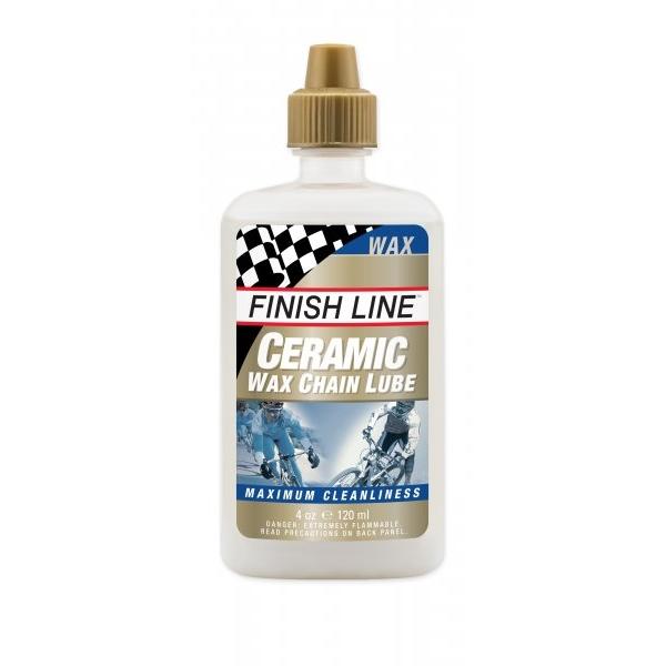 Смазка цепи восково-керамическая FINISH LINE Ceramic Wax объём 120 мл