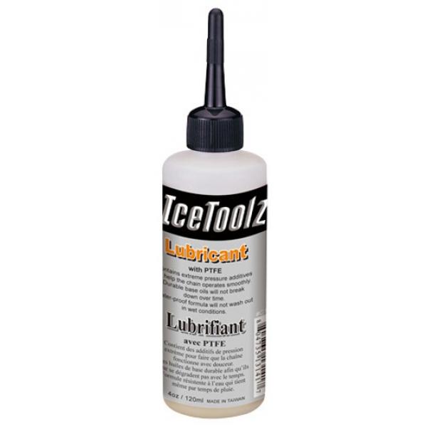 Тефлоновая смазка для цепи ICE TOOLZ C141 PTFE объем 120 мл