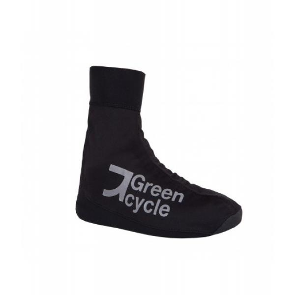 Бахилы Green Cycle NC-2619-2015 размер М черные