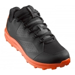 Обувь Mavic XА МТБ размер 44 стелька 278 мм черно-оранжевая