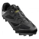 Обувь Mavic CROSSMAX МТБ размер 46 2/3 стелька 295 мм черная