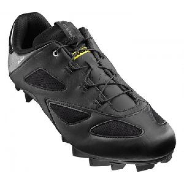 Обувь Mavic CROSSMAX МТБ размер 43 1/3 стелька 274 мм черная
