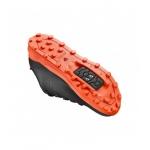 Обувь Mavic XA МТБ размер 46 2/3 стелька 295 мм черно-оранжевая