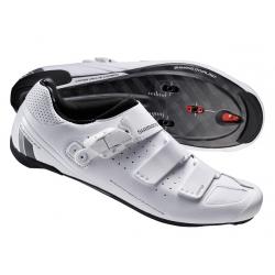 Велообувь Shimano RP9W шоссе контактная SPD-SL CustomFit подошва карбон размер 43 белая