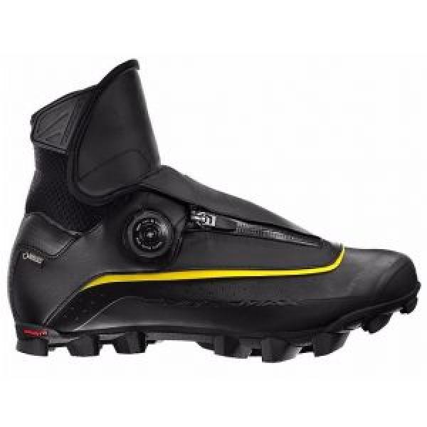 Обувь Mavic CROSSMAX SL PRO Thermo зимняя МТБ размер 45 1/3 стелька 286 мм черная
