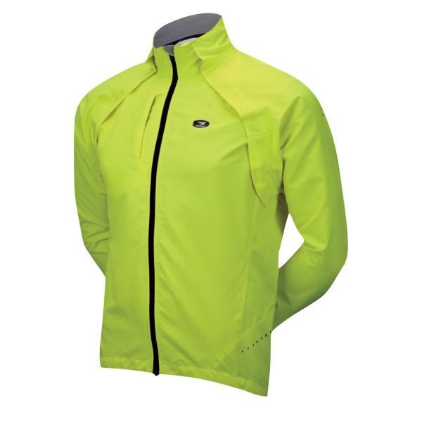 Куртка Sugoi Versa Bike мужская размер XL жёлтая