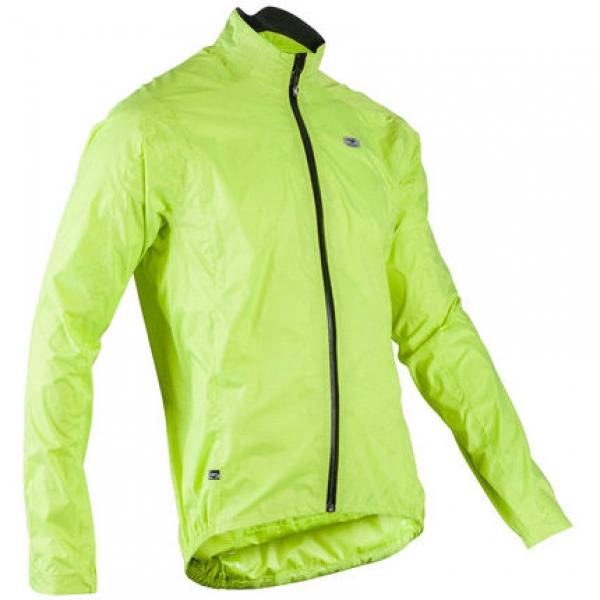 Куртка Sugoi Zap Bike мужская размер XL жёлтая