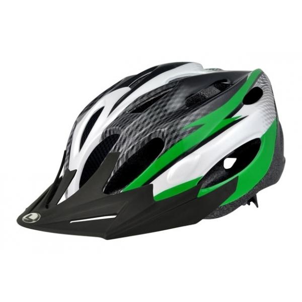 Шлем Longus MAXVENT размер S-M 52-58 см зеленый