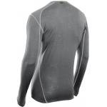 Термофутболка Sugoi Wallaroo 170 L/S мужская размер XL серая