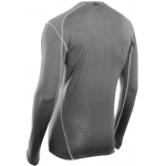 Термофутболка Sugoi Wallaroo 170 L/S мужская размер M серая