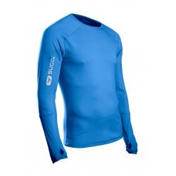 Термофутболка Sugoi Carbon L/S мужская размер XL синяя