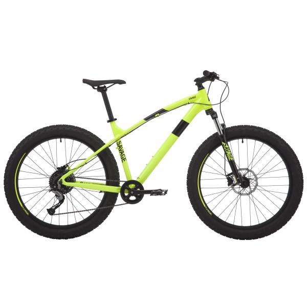 """Велосипед 27,5"""" Pride Savage 7.1 рама L"""