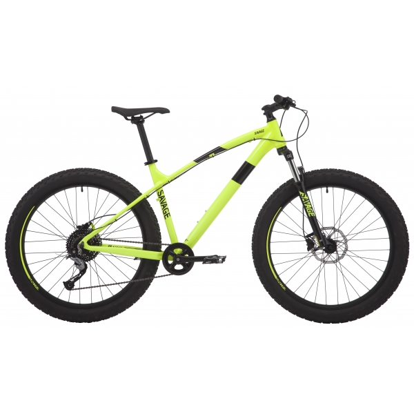 """Велосипед 27,5"""" Pride Savage 7.1 рама M"""