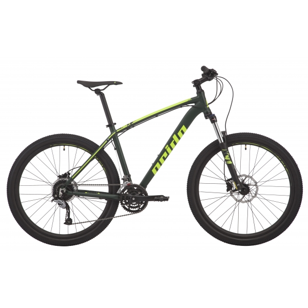"""Велосипед 27,5"""" Pride Rebel 7.2 рама M"""