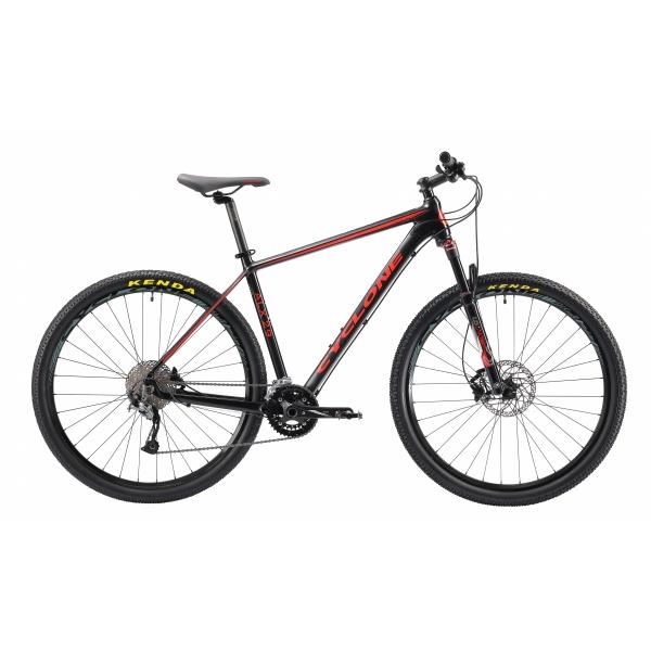 "Велосипед горный 29"" CYCLONE ALX 2х9 speed 2019"