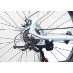 """Горный велосипед N106 Nana Trinx 26"""" Matt-Black-Pink-Grey"""