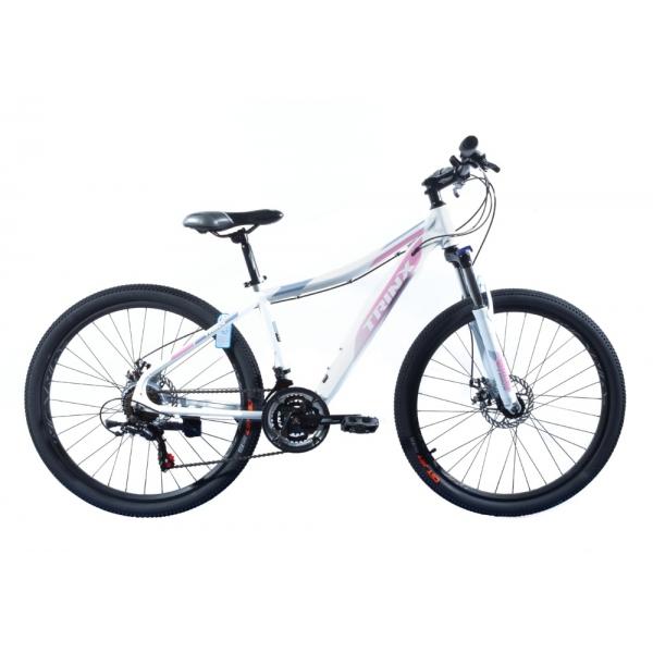 """Горный велосипед N106 Nana Trinx 26"""" White-Pink-Grey"""