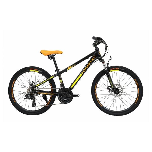 """Велосипед подростковый 24"""" Kinetic SNIPER 2019"""